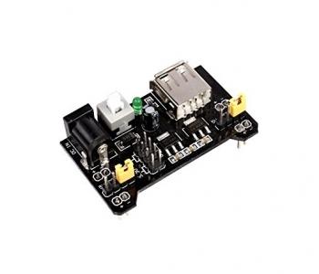 Breadboard MB102 Modulo Fuente Protoboard