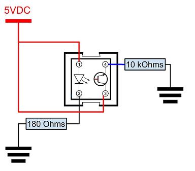 sensor optico reflexivo