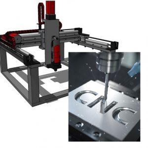 CNC y 3D