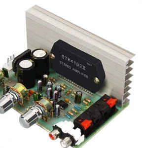 Amplificadores y Equipos de Audio
